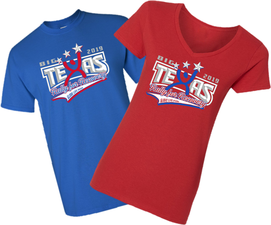 2019 Event Shirt Samples