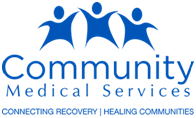 Community Medial Services logo