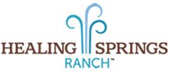 Healing Springs Ranch logo
